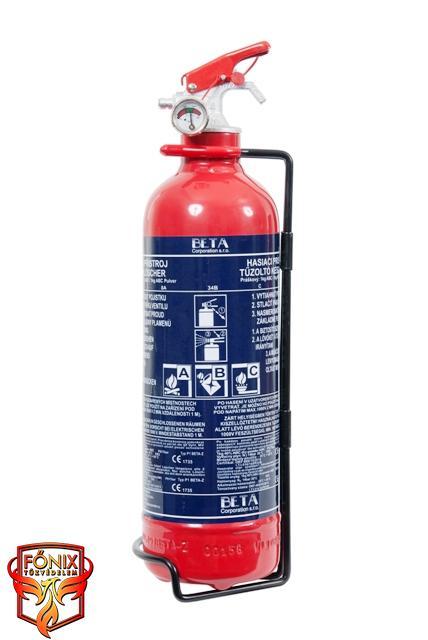 A tűzoltó készülékek karbantartásáról