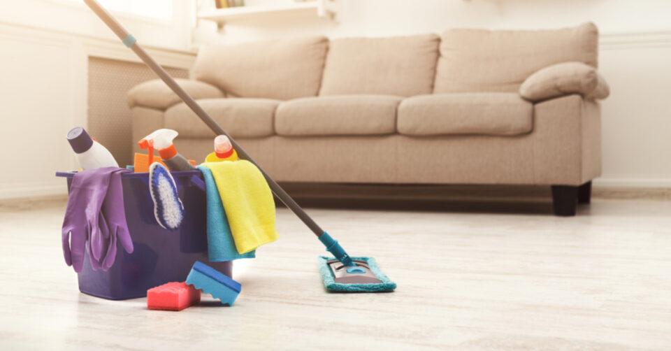 Apartmanok teljes körű takarítása gyorsan és olcsón