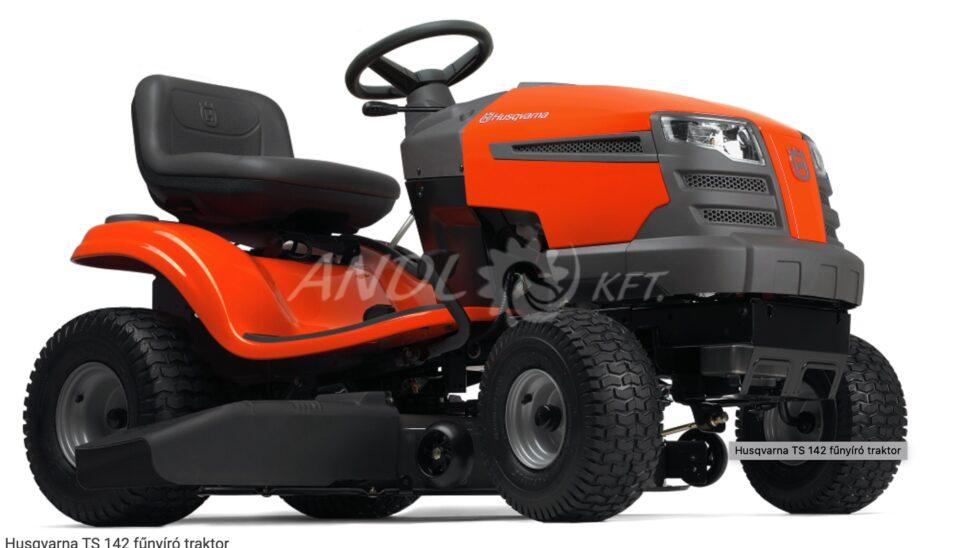 Kényelmes munkavégzést biztosít a kerti traktor