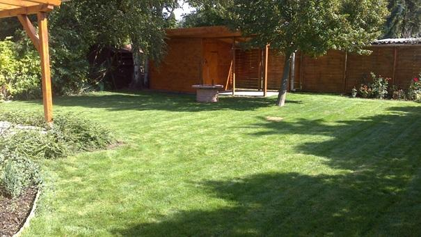 A kerti öntözőrendszer a kényelmet garantálja